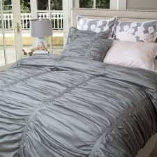 King Size Duvets Covers Bedroom Bring Luxury To Your Bed With Cool Ruched Duvet Cover