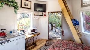9 tiny homes you can rent right now design ideas youtube