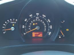 warning lights kia forum