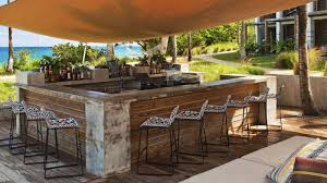 Contemporary Bar Table Exciting Bar Applying Outdoor Fall Decorating Ideas With