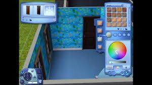 sims 3 create a room ocean themed nursery youtube