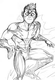 comic book coloring pages 12 pics of flash comic book coloring pages dc comics flash