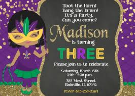 mardi gras party theme mardi gras birthday party invitation mardi gras party theme