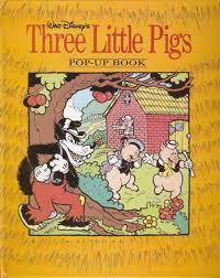 walt disney u0027s pigs pop book walt disney company