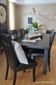 how to refinish a dining room table hgtv provisions dining