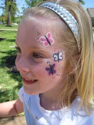 simple face painting designs for cheeks bing images face