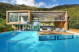 Pool House Ideas by Swimming Pool Houses Designs Home Design Ideas With Pic Of Luxury