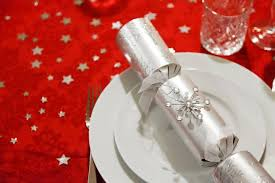 Christmas Table Decoration Red by Holiday Table Decorations The Old Farmer U0027s Almanac