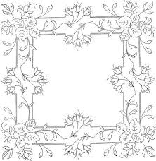 78 flower coloring pages kids crafts images