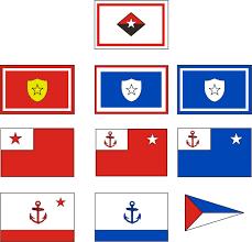 Cuban Flag Images Cuba Naval Rank Flags