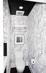 Modern Wallpaper For Bathrooms 20 Gorgeous Wallpaper Ideas For Your Powder Room