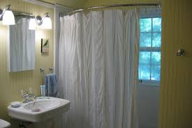 shower colorful shower curtains noticeable colorful bathroom