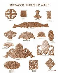 decorative trim moulding iron