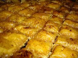 cuisiner pour 20 personnes baklava aux amandes aux gourmandises de steph
