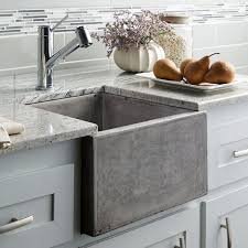 Slate Kitchen Faucet Faucet Com Nsb1515 S In Slate By Native Trails