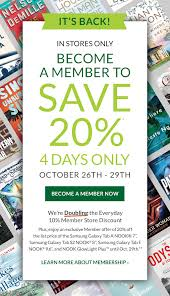 Barnes And Noble Employee Discount Barnes U0026 Noble Save 20 In Store Become A Member Today Milled