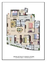 vvip mangal floor plans