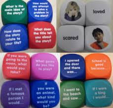 printable question dice consonantly speaking abcs 4 slps c is for cubes d is for dice