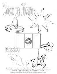 enjoy fiesta coloring pages free printable