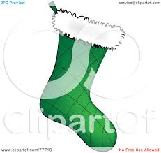 royalty free rf clipart illustration of a quilted green