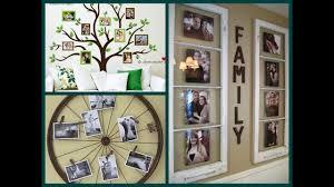 diy photo display ideas creative photo wall decor youtube