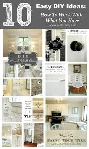 livelovediy bathroom ideas how to right a wrong