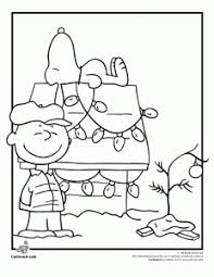 christmas coloring pages in pdf a charlie brown christmas coloring pages woo jr kids activities