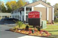 Comfort Suites Newport Map Of The Of Comfort Suites Newport News Airport Area Newport