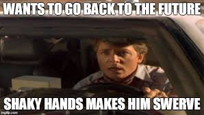 Swerve Memes - image tagged in michael j fox funny funny memes memes alzheimers