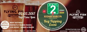 Singles Events in Philadelphia   Local Singles Near Me in     Singles Events Tap the Keg  Exit   Blueberry Braggot at Flying Fish Crafthouse