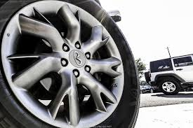 infiniti qx56 wheels and tires 2011 infiniti qx56 7 passenger stock 500572 for sale near