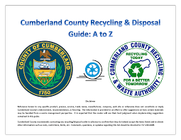 recycling u0026 waste cumberland county pa official website