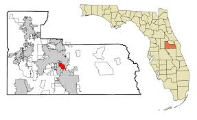 Map Of Deland Florida by Conway Florida Wikipedia