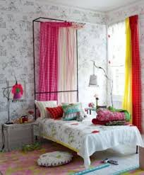 deco chambre boheme linge de lit pour chambre à la déco bohème trucs et deco