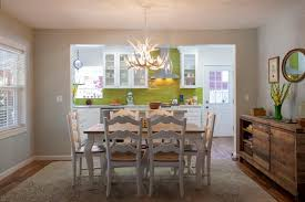 dining room and kitchen combined ideas kitchen and bath remodels on hgtv s house hunters renovation