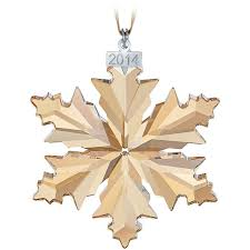 44 best home swarovski annual snowflakes images on