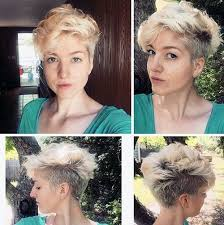 what kind of hair is used for pixie braid 30 standout curly and wavy pixie cuts blonde pixie undercut and