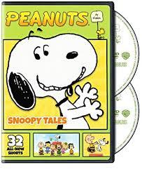 amazon peanuts schulz snoopy tales movies u0026 tv