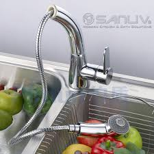 best pull out kitchen faucets best ideas to choose install pull out kitchen mixer taps pull