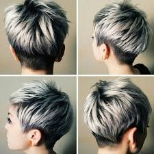 trendy gray hair styles 20 trendy gray hairstyles gray hair trend balayage hair