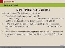 chapter 9 chemical quantities ppt download