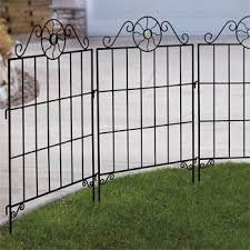 Decorative Outdoor Fencing Awesome Decorative Garden Fences Gallery Best Inspiration Home