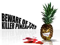 Ananas Pineapple Meme - killer pineapple by notviper on deviantart
