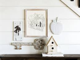 how to make a whitewash display with disparate objects how tos diy how to make a whitewash wall display with garage sale items