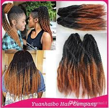 ombre marley hair ombre marley braiding hair hairstyle ideas