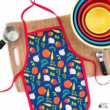 diy kid u0027s cooking apron bugaboocity