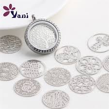 locket plates 20pcs lot free shipping mixed design window plate charms