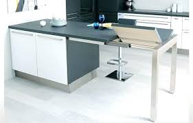 table de cuisine avec plan de travail plan de travail cuisine avec rangement table cuisine plan travail
