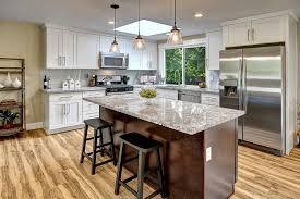 kitchen with pendant light u0026 skylight in renton wa zillow digs