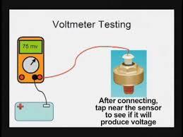 tip clip knock sensor testing youtube